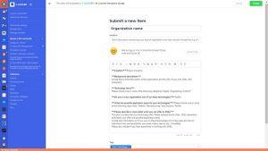 C-VoUCHER Post Details, Publish button